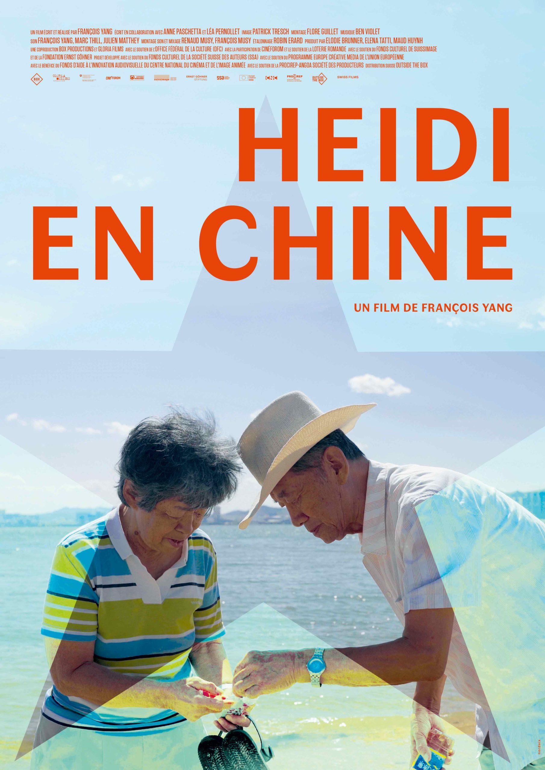 Heidi en Chine