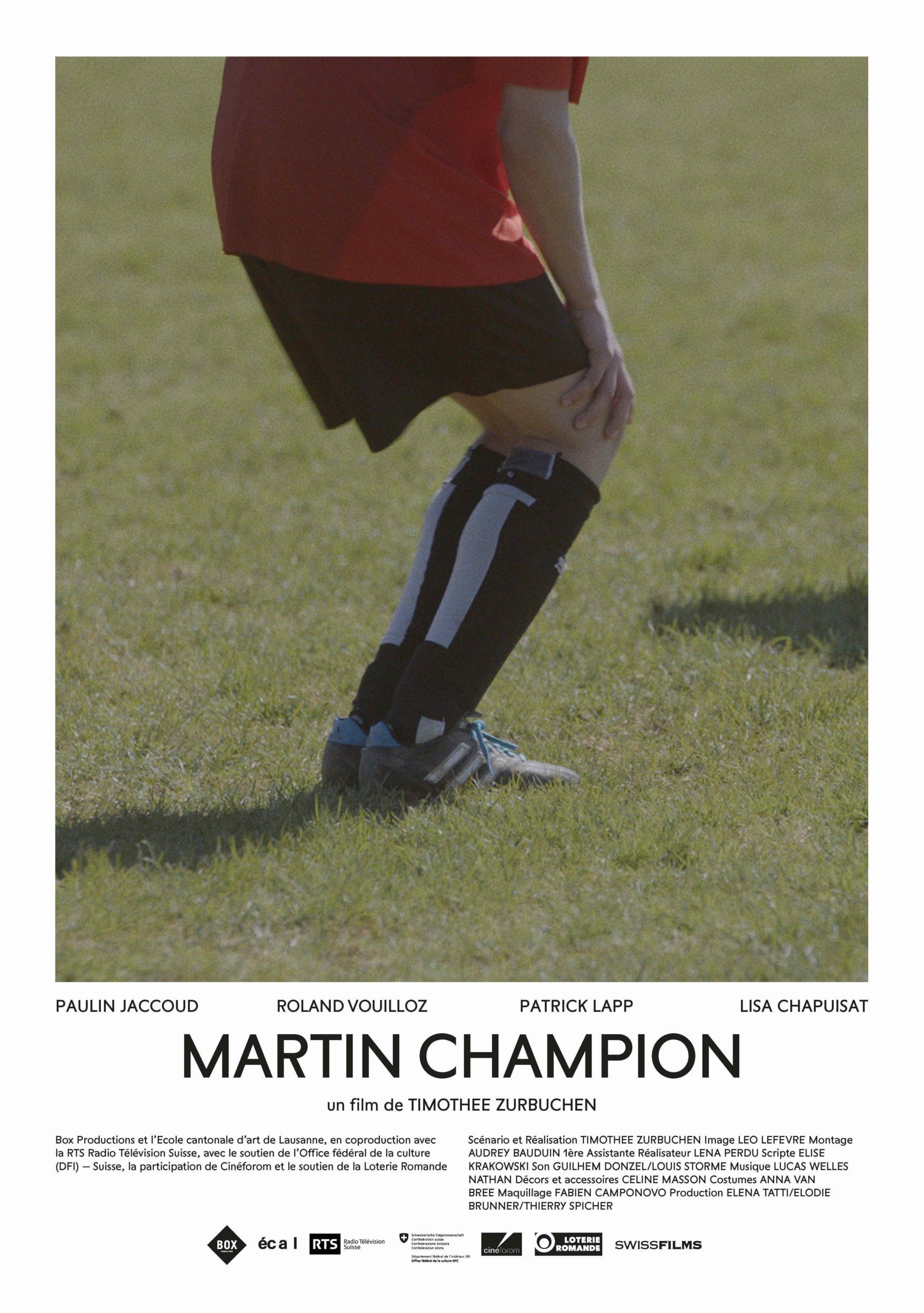 Martin Champion